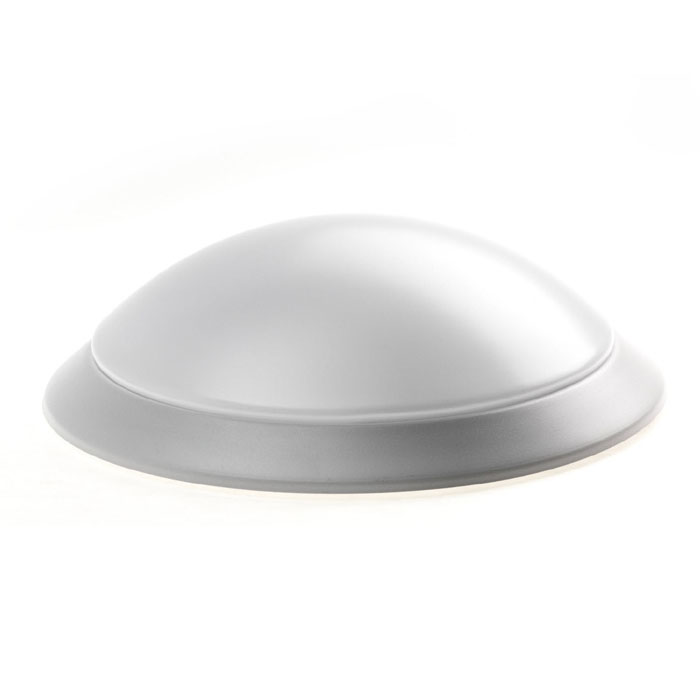 Surfaced emergency LED ceiling light