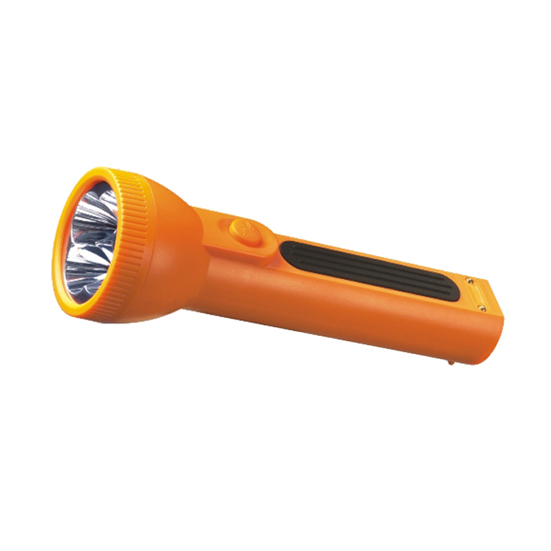 LED torch light rechargeable