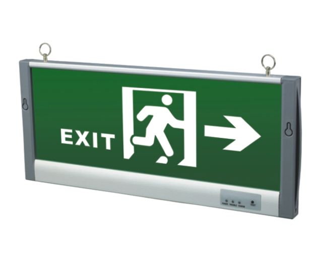 exit board double side